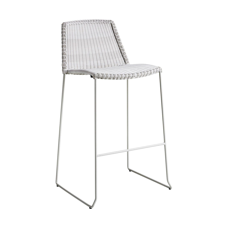 Breeze barstol i konstrotting från Cane-Line.