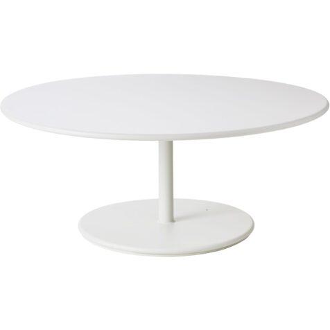 Go soffbord i storleken 110 cm.