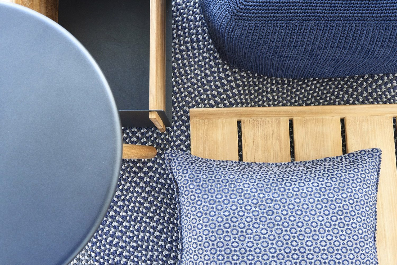 Cane-Line accessories blått.