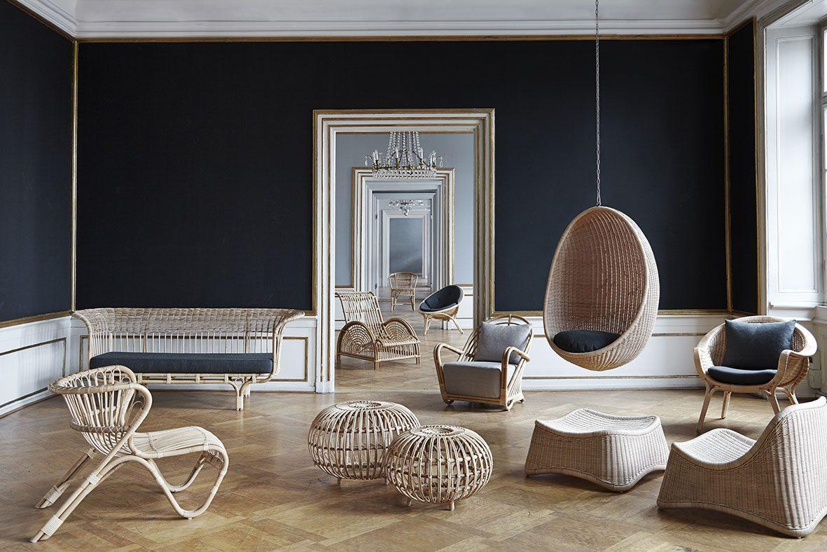Möbelkollektionen Icons från Sika-Design.