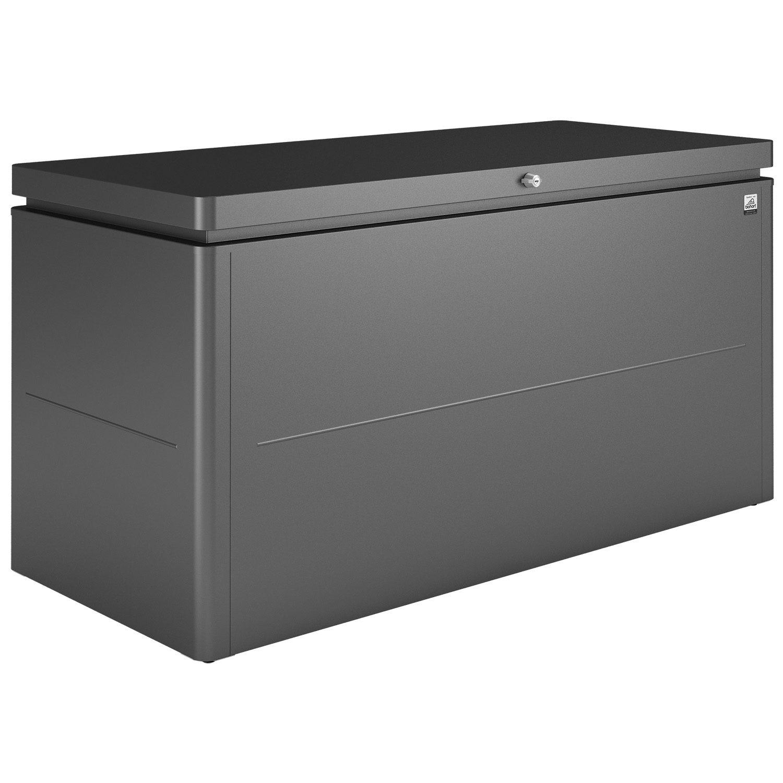 Loungebox 160, mörkgrå, från Biohort
