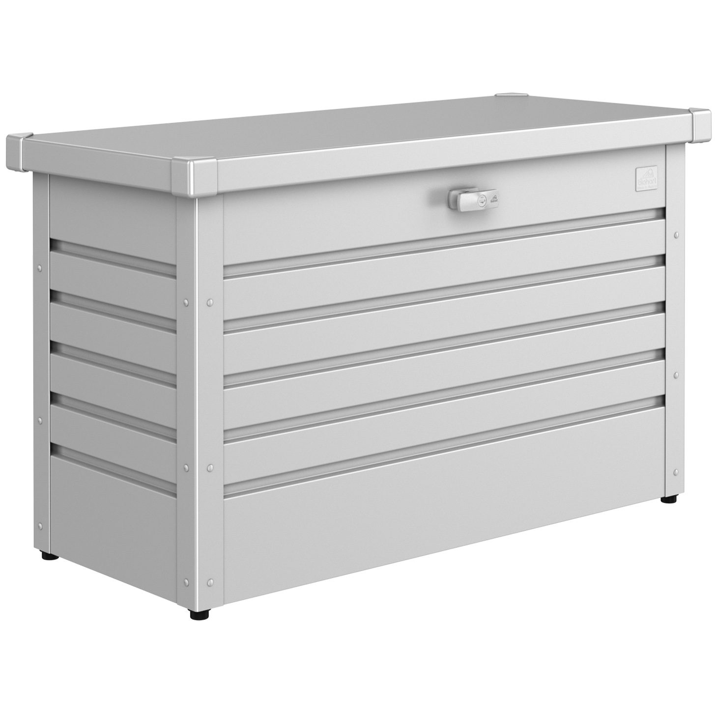 LeisureTime förvaringsbox 100, silver från Biohort