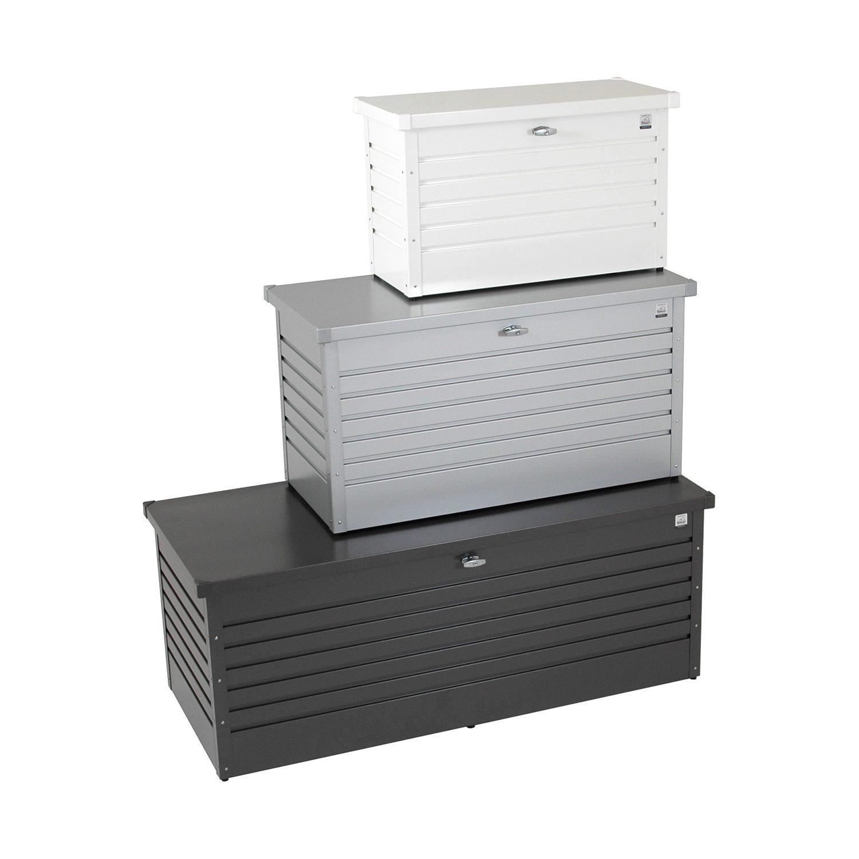 LeisureTime förvaringsboxar i tre olika storlekar från Biohort