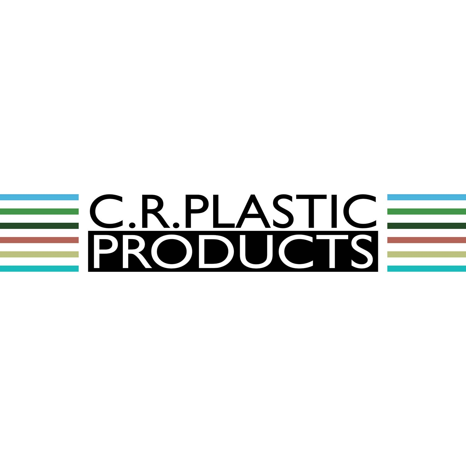 C.R.Products logotype.