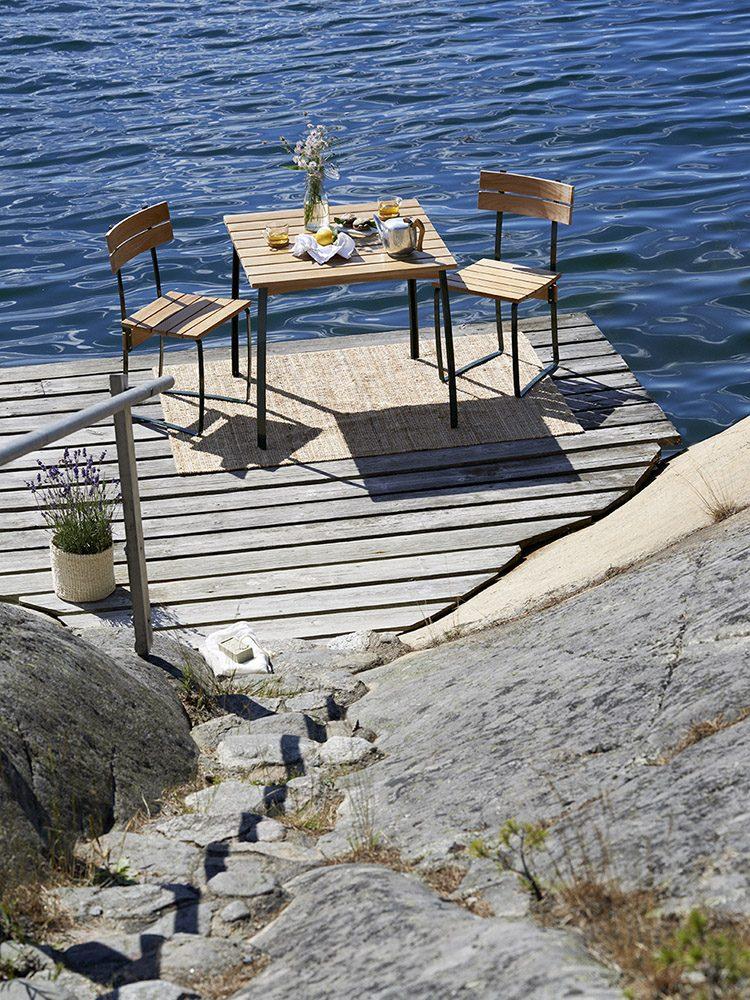 Kerteminde bord från skargaarden 80x80 cm