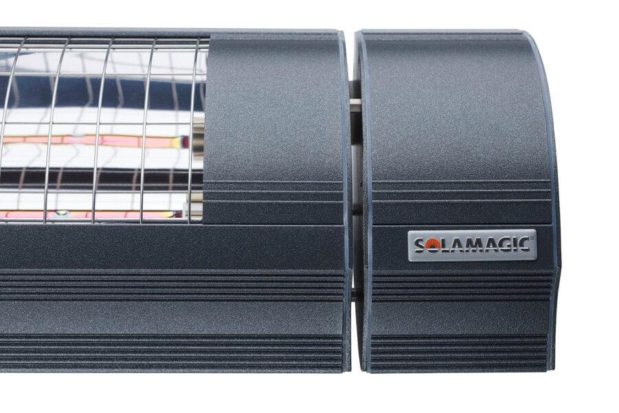 Detaljbild på Solamagic Eco+ Pro.
