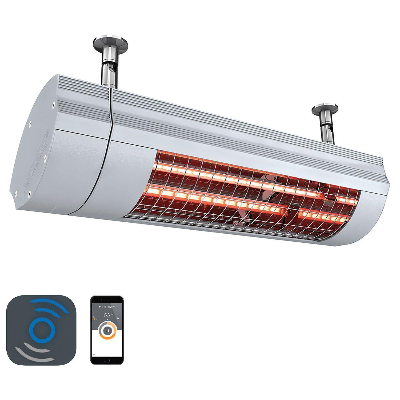 Solamagic Eco+Pro 2000 watt med bluetoothstyrning via app.