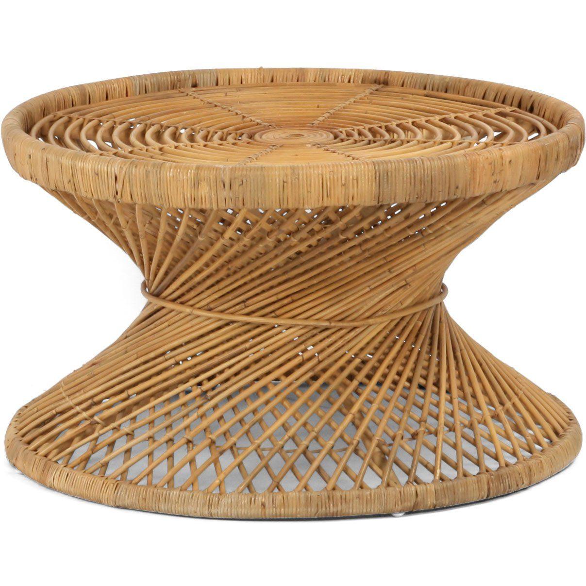 Rottingbord från Tine k med diametern 80 cm.
