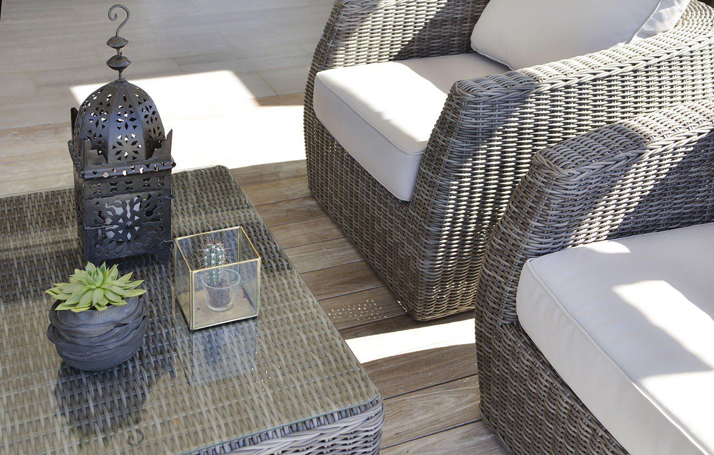 Tara konstrottingmöbler lounge från Hillerstorp.