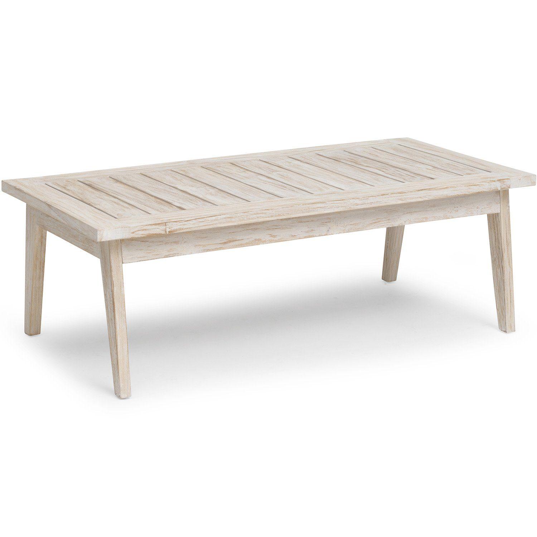 SOffbord till Wimbledon hörnsoffa tillverkat i teak.