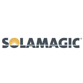 Solamagic tillverkar eldrivna terassvärmare.