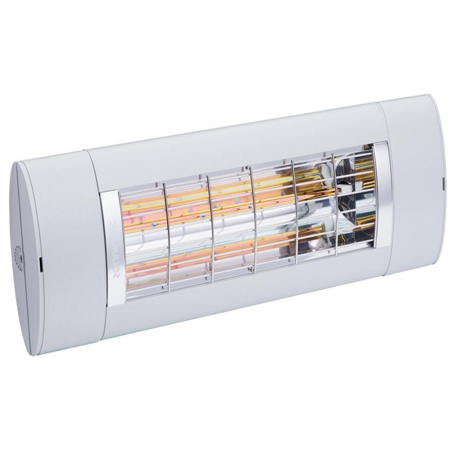 Premium+ 2000 värmare från Solamagic i färgen titan.
