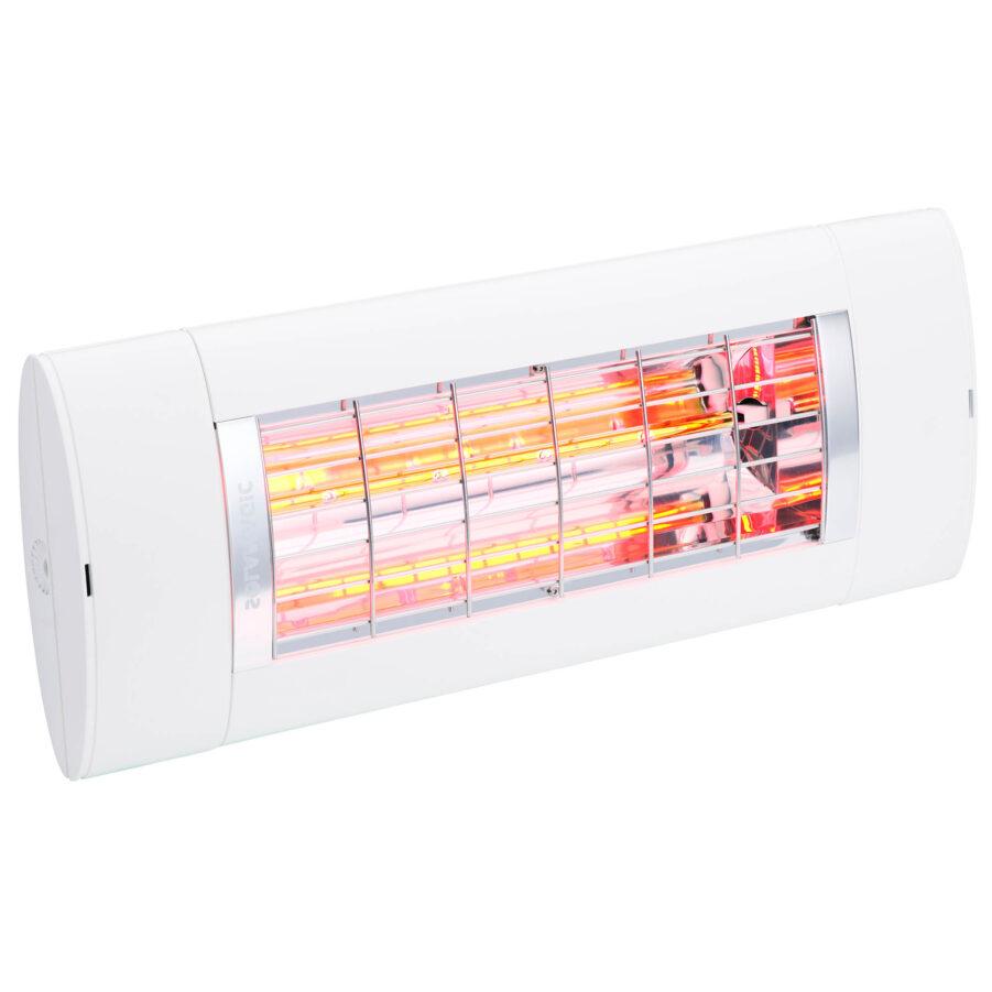 Premium+ 2000 värmare från Solamagic i färgen vit.