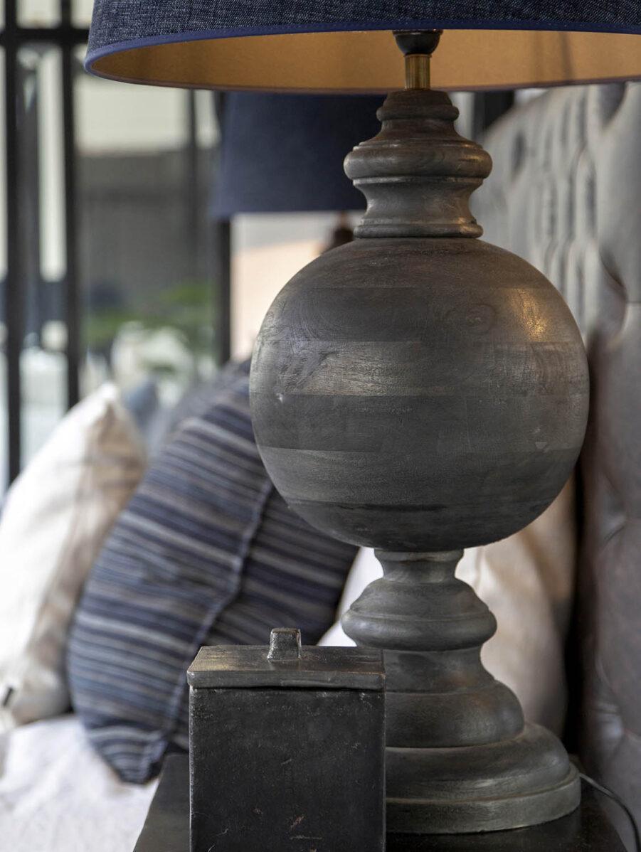 Detaljbild på Lazio bordslampa från Artwood.