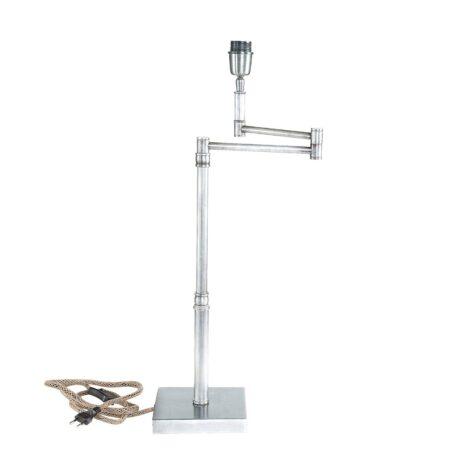 Pewter Swing bordslampa från Artwood.