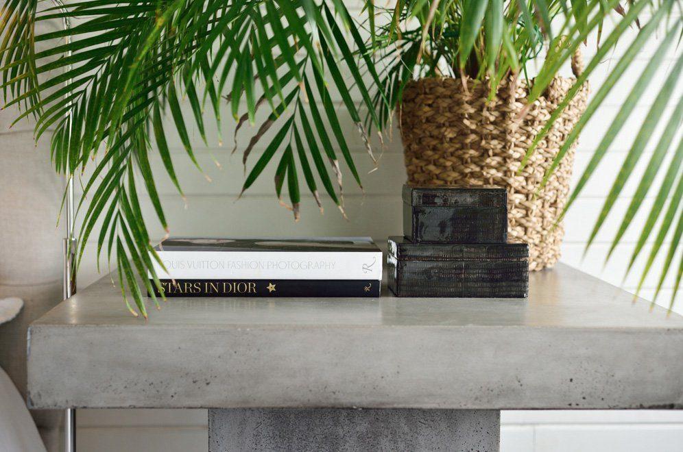 Campos Cafébord från Artwood detaljbild.