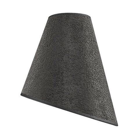 Cone lampskärm från Artwood i grå mocka.