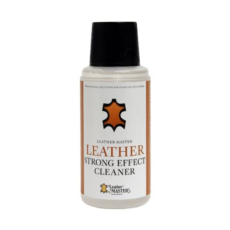 Strong effect leather cleaner från Leather Master.
