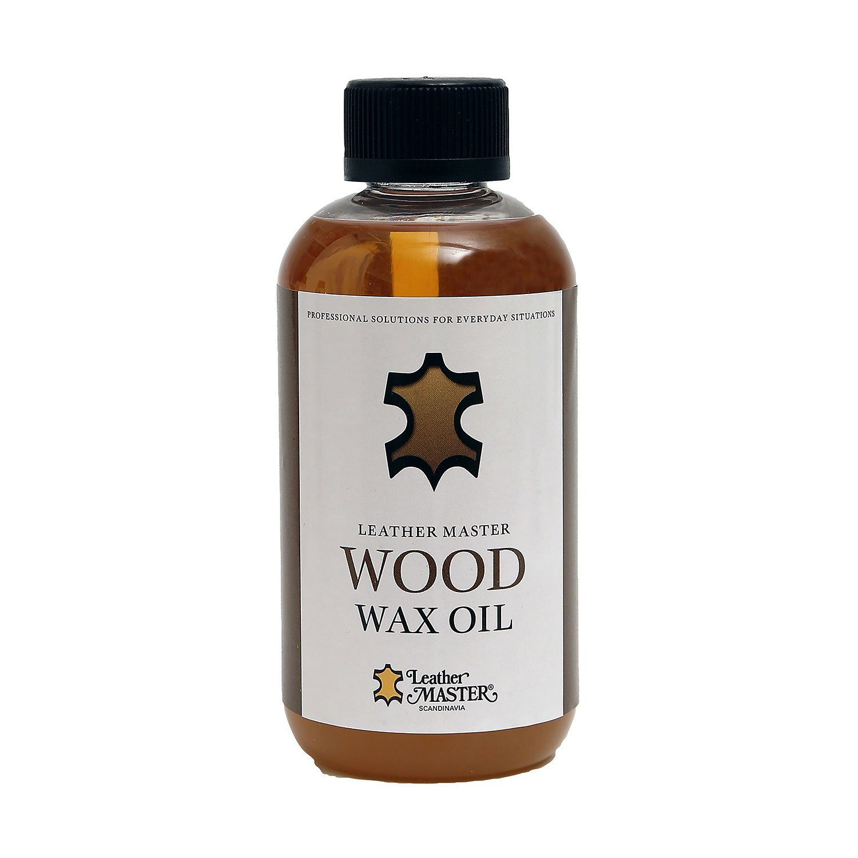 Wax Oil från Leather Master.