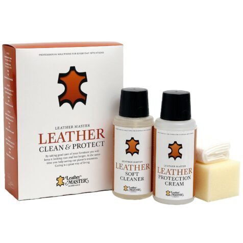 Leather Cleaning & Protection från Leather Master.