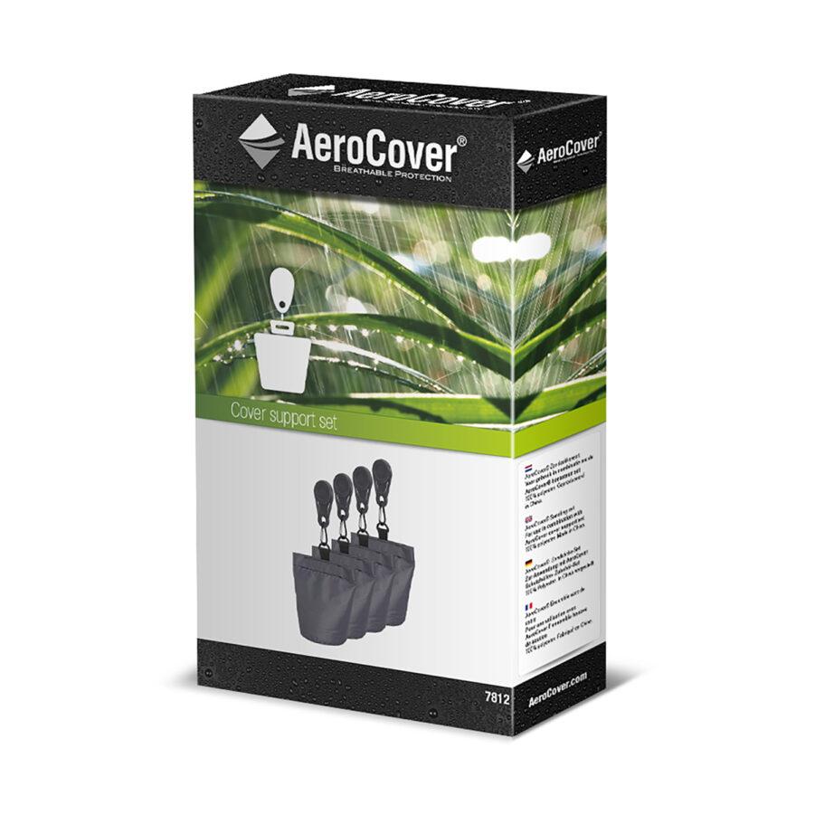 Förpackning till sandpåsar från Aerocover.
