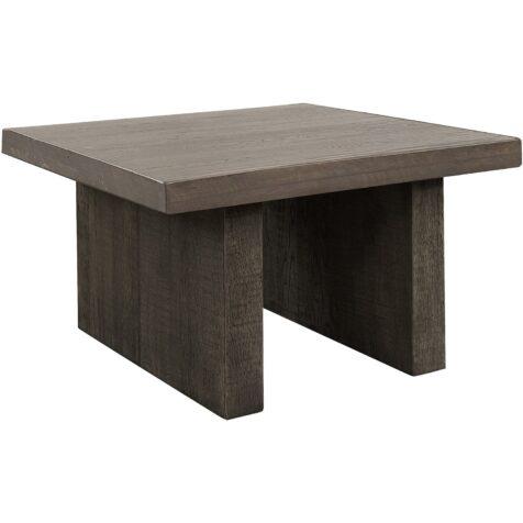 Ny bild på Plint soffbord från Artwood i färgen mörkbrunt.
