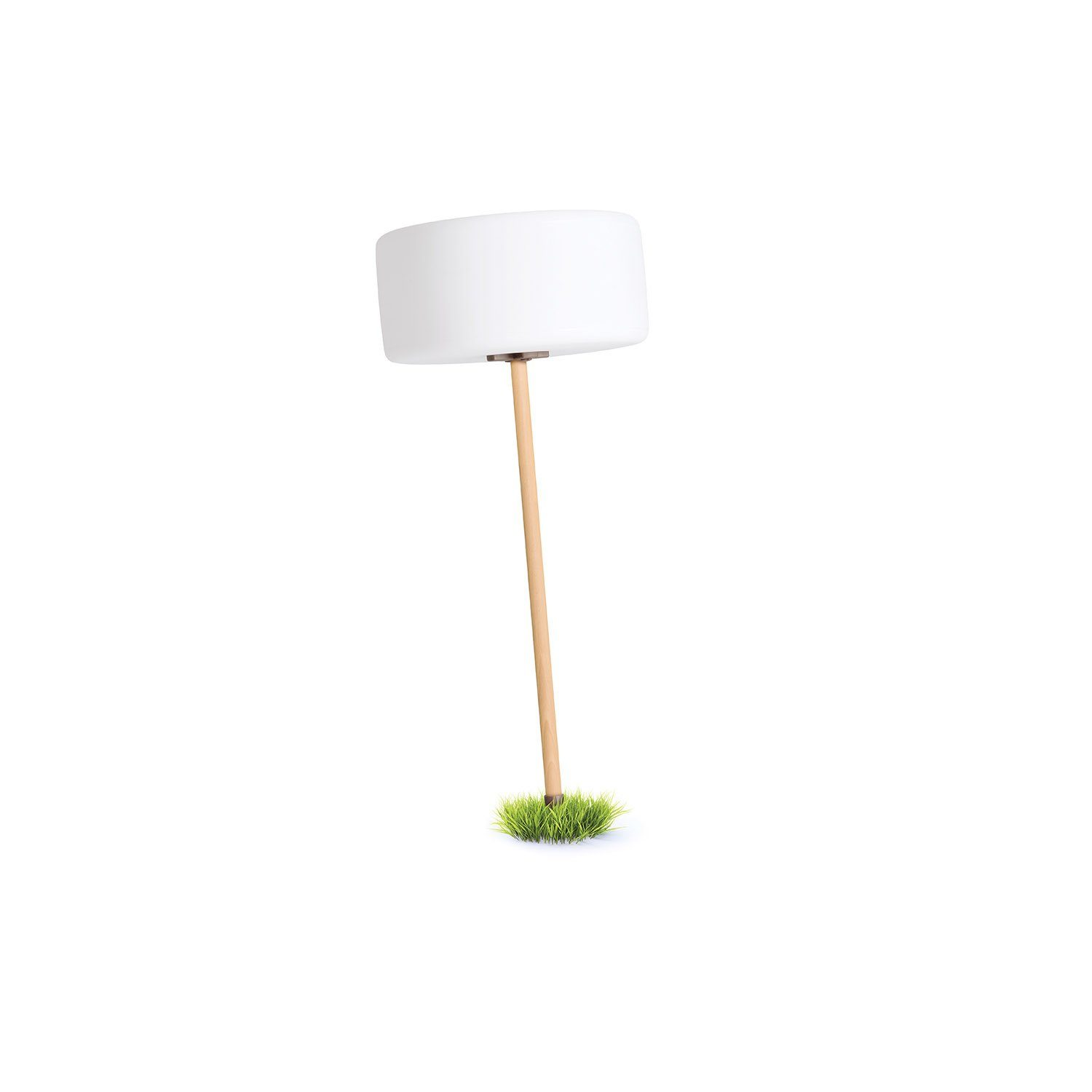 Thierry Le Swinger lampa i taupe från Fatboy.