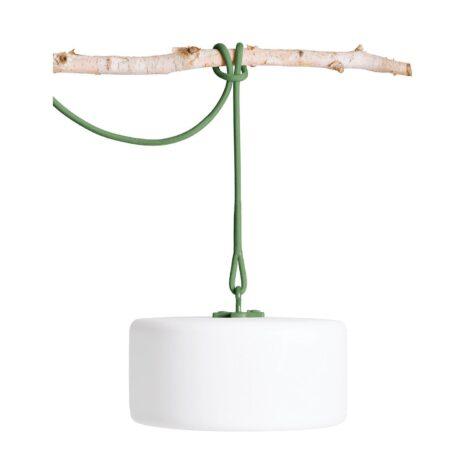 Thierry Le Swinger lampa i grönt från Fatboy.