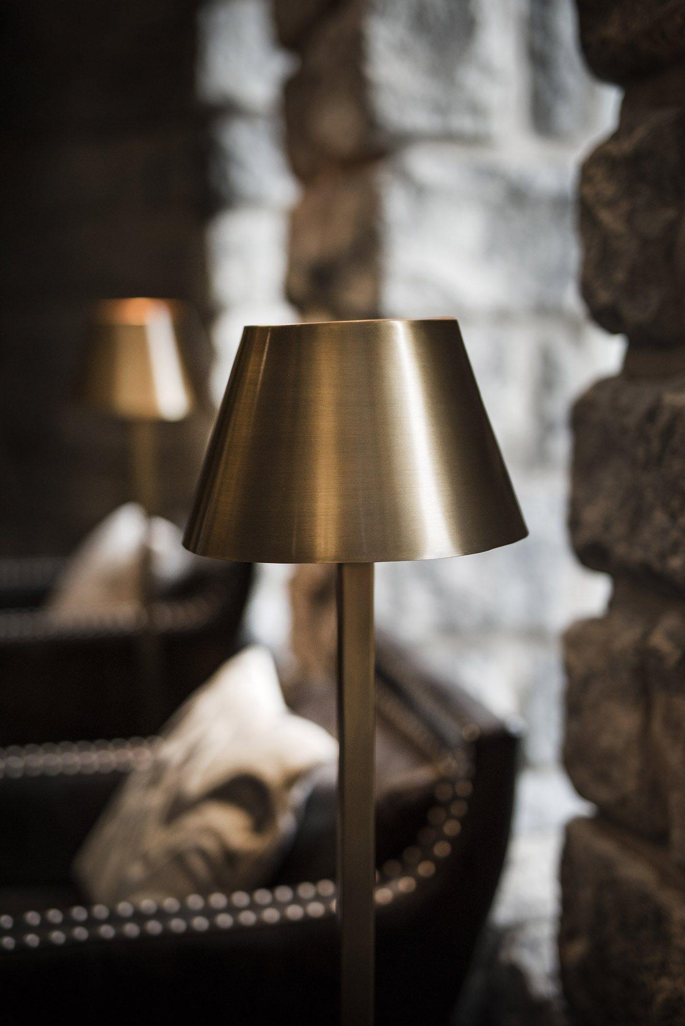 Grass lampa kopparfärgad från Artwood.