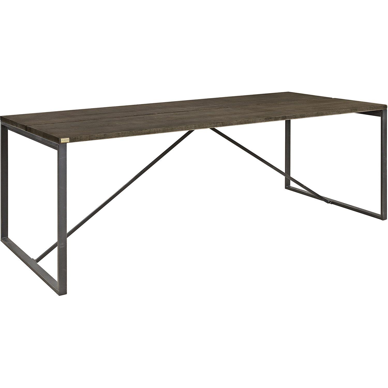 Bennie matbord i färgen carbon från Artwood.