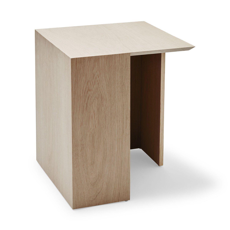 Building bord i storleken 40x40 cm från Skagerak.