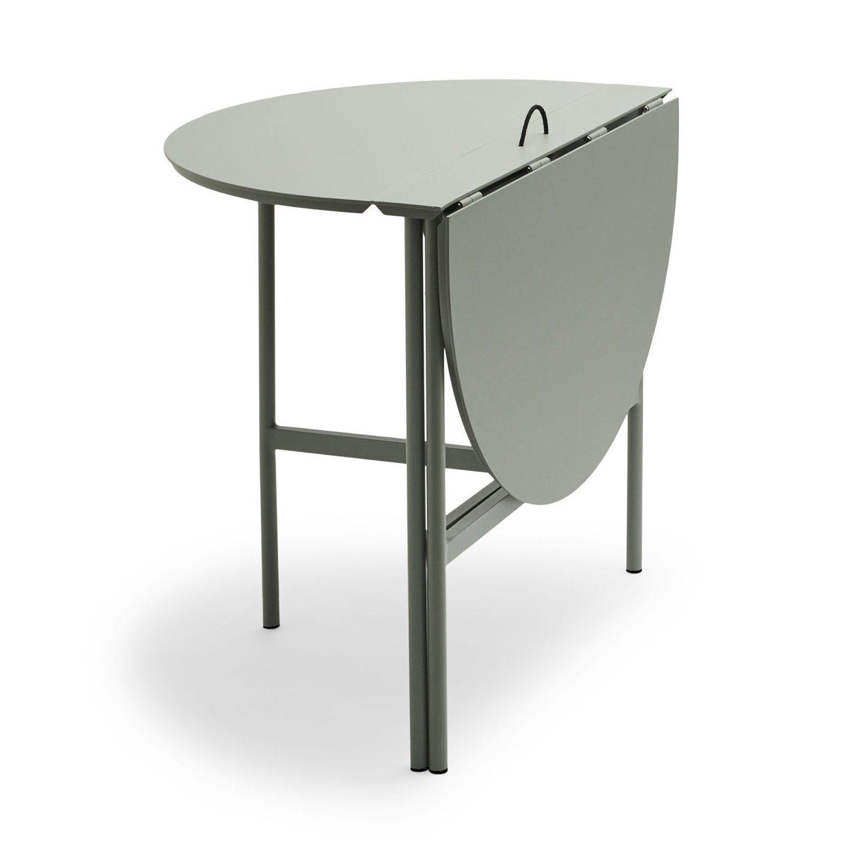 Picnic bord i skiffergrått från Skagerak.
