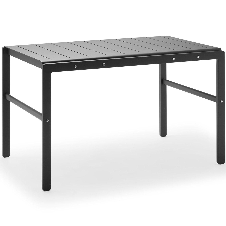 Reform matbord i antracitsvart från Skagerak.