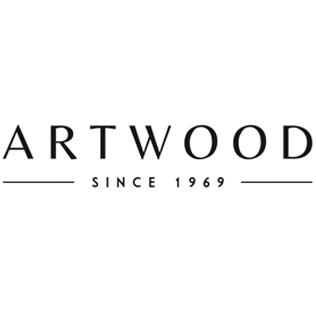 Logotyp för varumärket Artwood.
