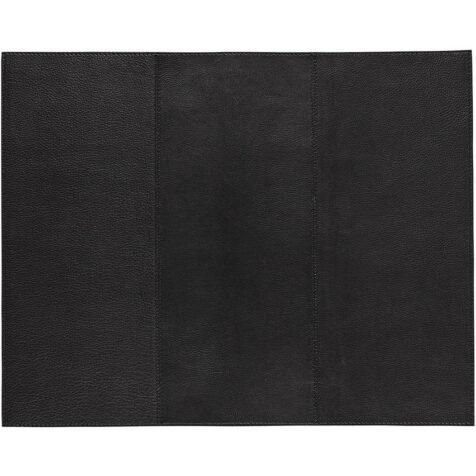 Nero bordstablett från Artwood i svart skinn.