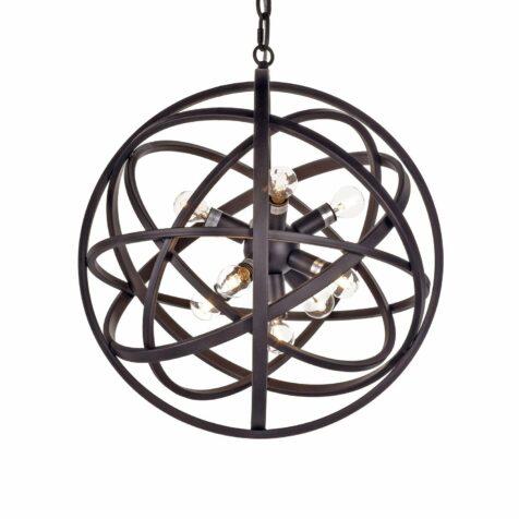 Liten Nest lampa i svart från Artwood.