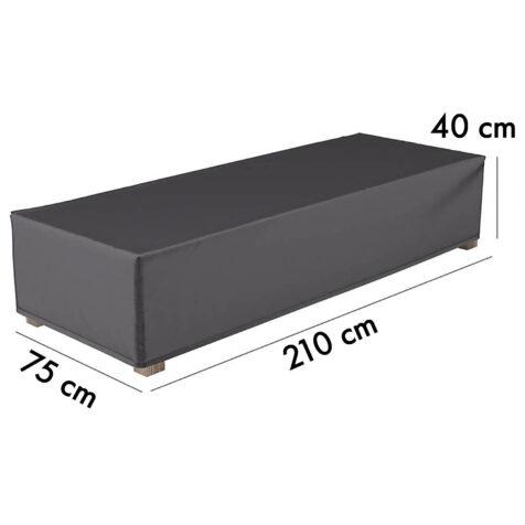 7964 Aerocover möbelskydd för vilsäng 210x75 cm