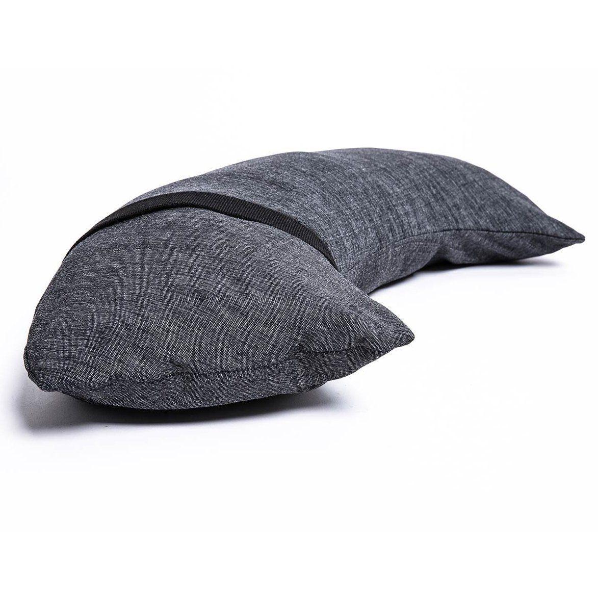 Sandpåse från Plinthit som väger 25 kg i antracit.