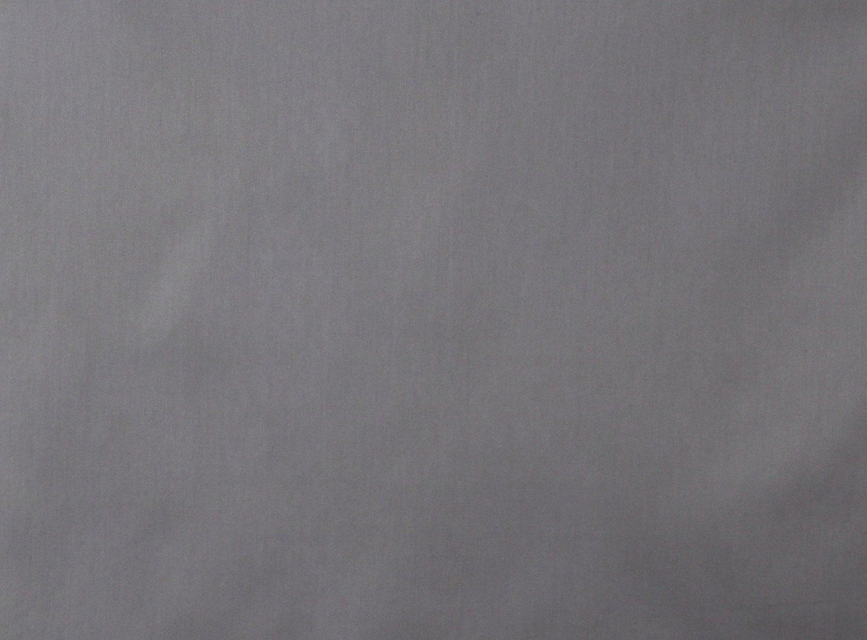 Värnamo lakan i ekologisk percale (bomull) i färgen mörkgrått.