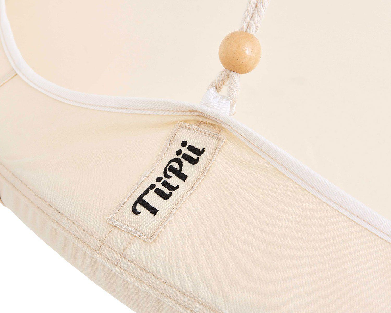 Detaljbild på TiiPii hänggunga i vitt.