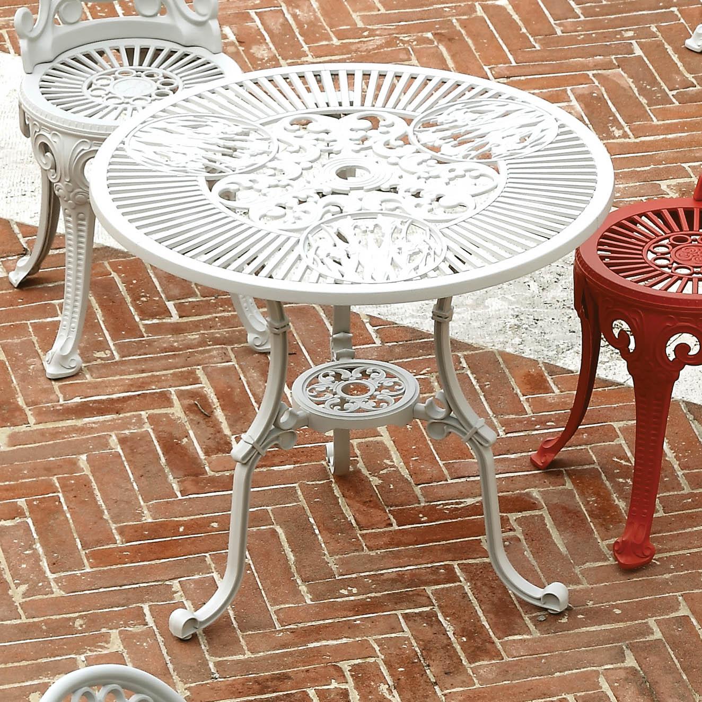 Fast Design Narcisi bord i storleken 80 cm.