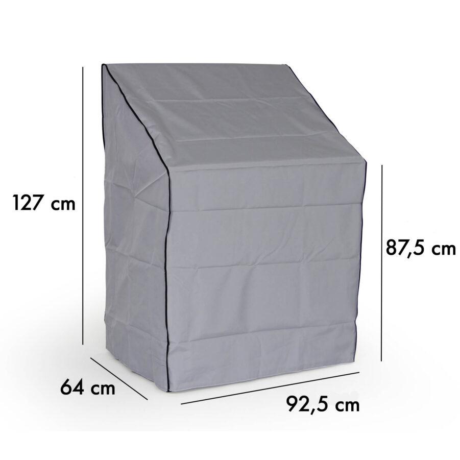 1037-7 Skydd för Bellac utekök 90x60 cm