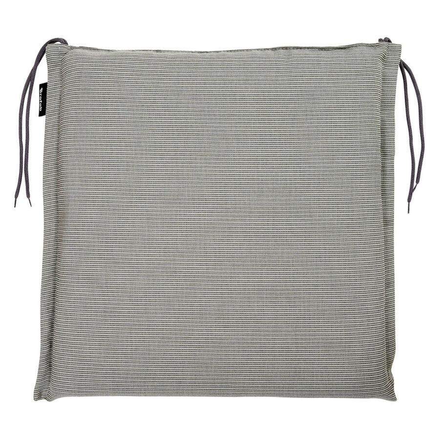 Brafab Florina sittdyna 45x45 cm grå dralon