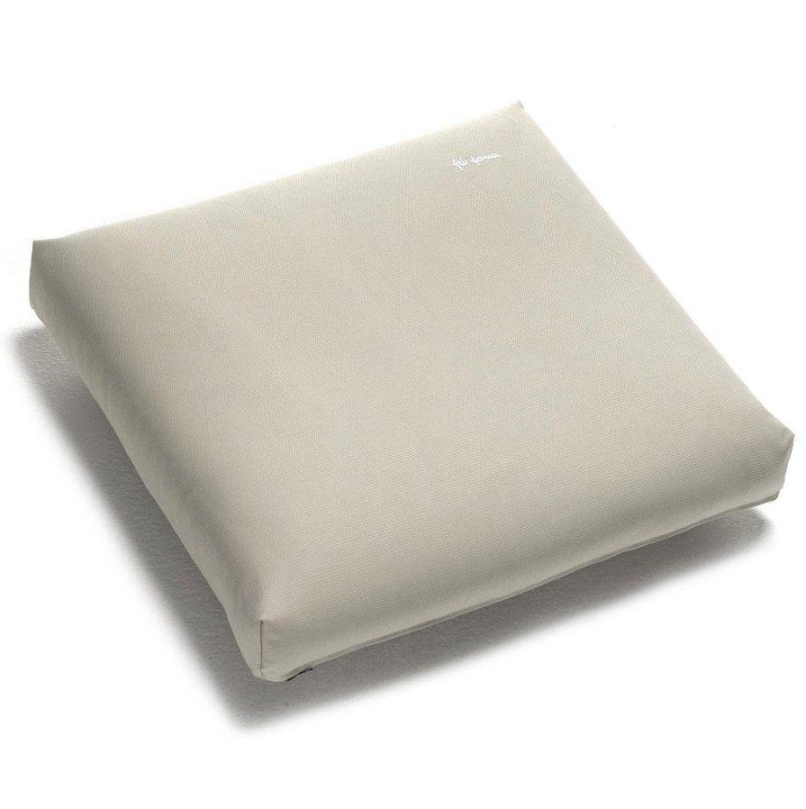 En vattentät Fri Form dyna med måtten 55x55 cm i beige.