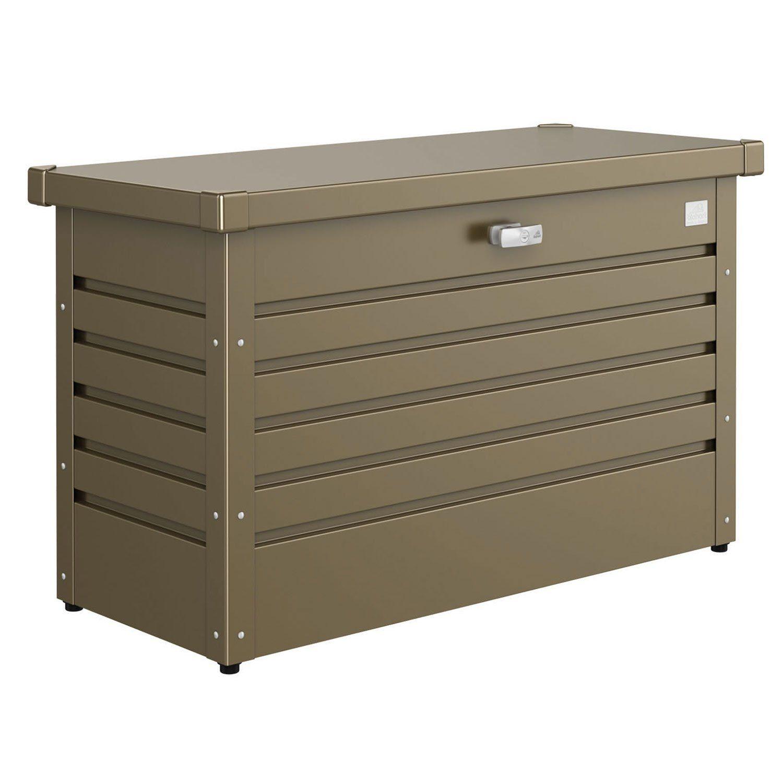 Paketbox från Biohort i brons.