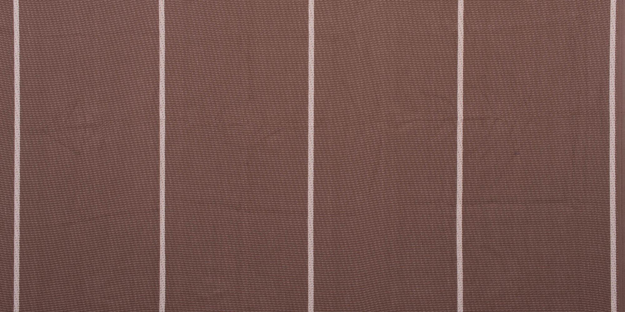 Tygprov till Haban hänggunga i färgen Chocolate.