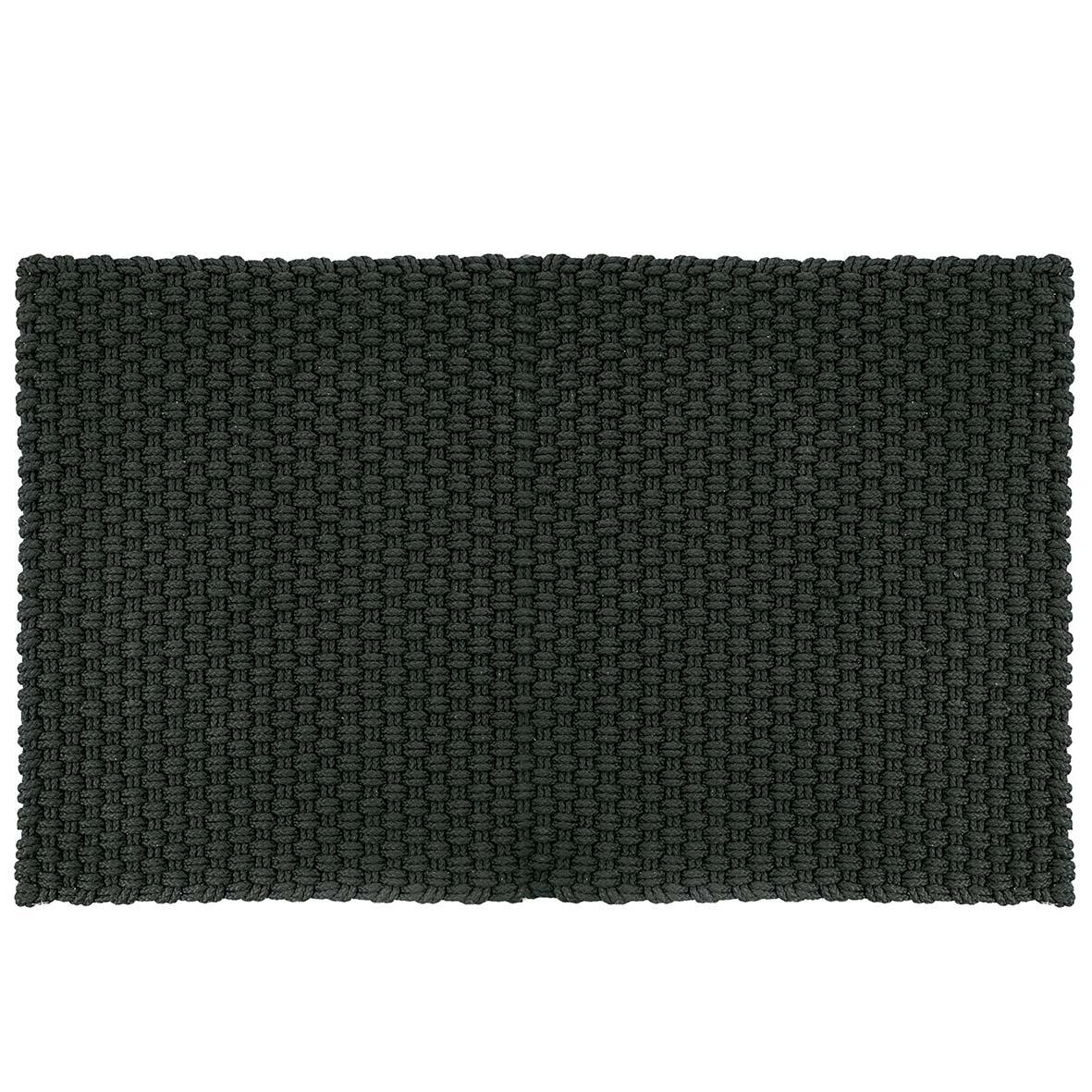 Uni utomhusmatta i svart från PAD Concept.