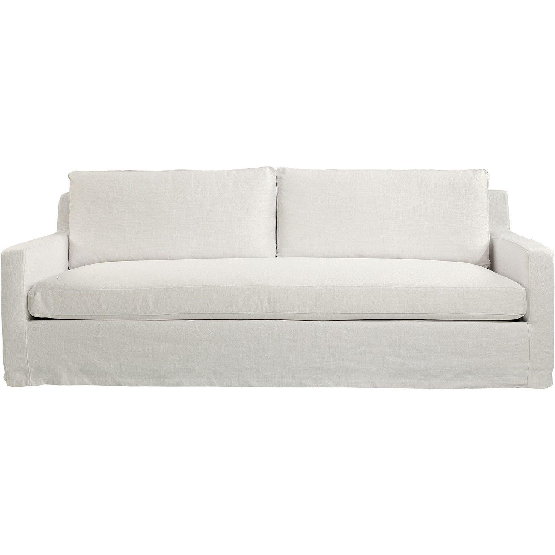 Guilford soffa i tobago white tyg från ARtwood.