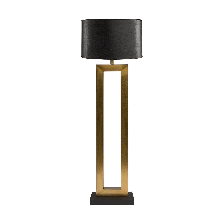 Lampfoten Arezzo från Artwood med lampskärmen Oval.