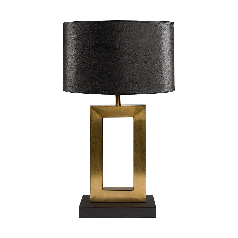Arezzo lampfot med lampskärmen Oval, allt från leverantören Artwood.